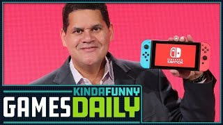 Nintendo Confident on Switch Sales - Kinda Funny Games Daily 12.11.18