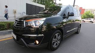 Ssangyong Turismo 4WD