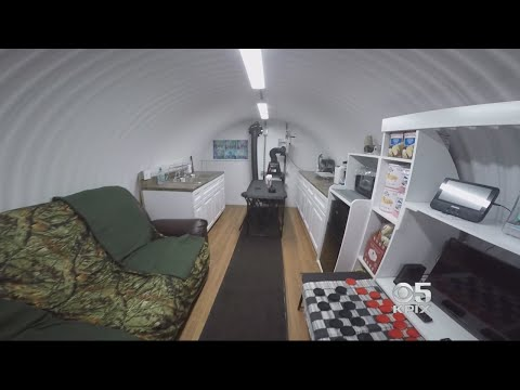 Nuclear Bomb Shelter Business Is Booming