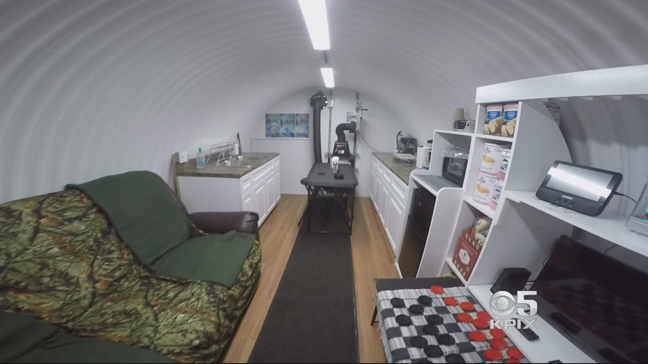 Nuclear Bomb Shelter Business Is Booming Youtube