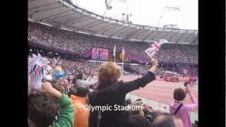 Summer 2012 paralympics