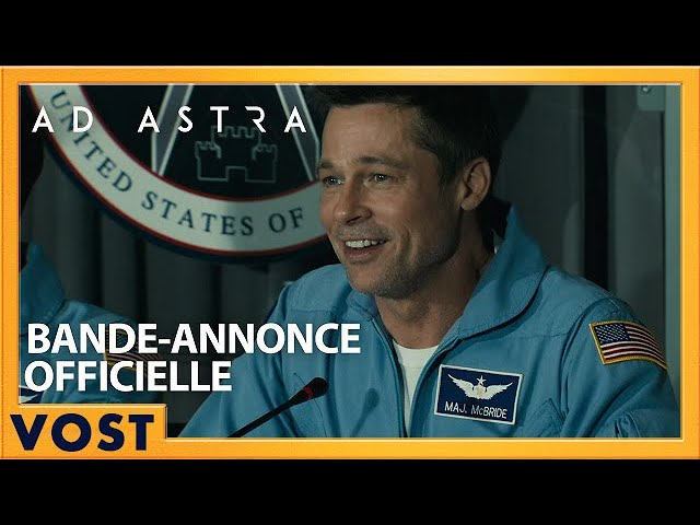 Ad Astra | Bande-Annonce [Officielle] VOST HD | 2019