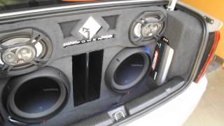 Astra 2 RF T1 + SD 3k - FND Audio