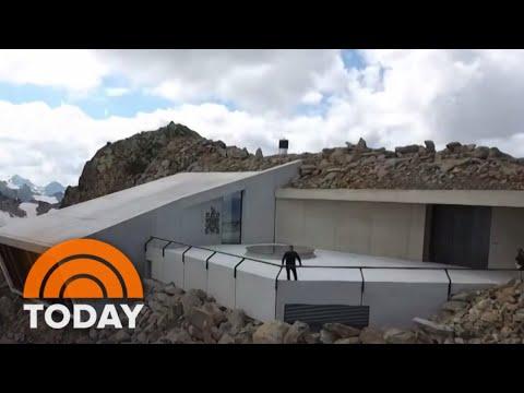 James Bond Museum Opens Atop The Austrian Alps | TODAY