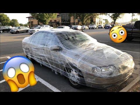 THEY GOT ME!!! (CAR PRANK)