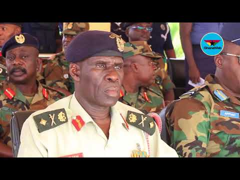Armed robbery, land guard major security challenge in Ghana - Defence Minister