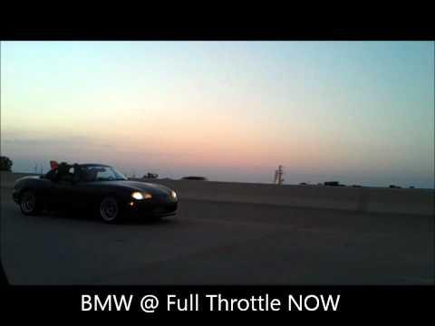 76mm Turbo LS1 Miata vs. 88' BMW 325i