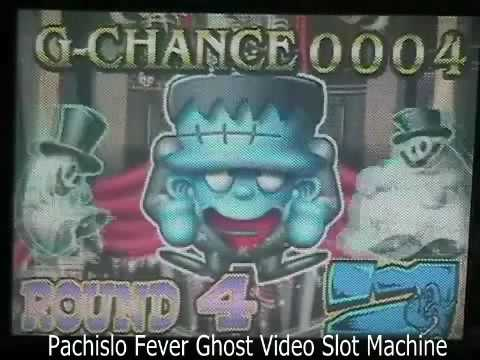 Ghost Slot Machine