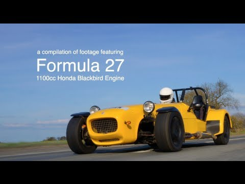 Formula 27 Kit Car Compilation Driving Driving And More Driving