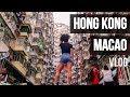 HONG KONG 🇭🇰 & MACAO 🇲🇴| VLOG | NATURALLYKENYA