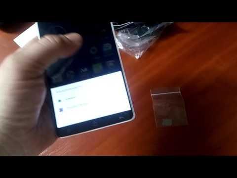 Обзор телефона MEDION X6001