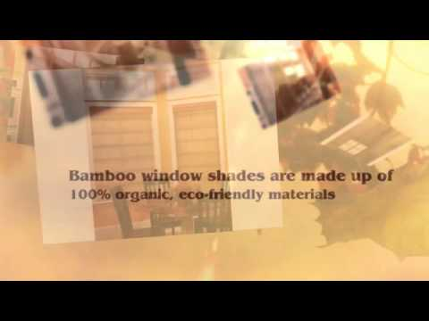 Budget Blinds - Comox Valley/Campbell River/Nanaimo/Oceanside - Bamboo Shades