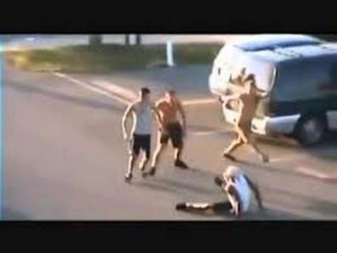 Navy Veteran fights neighbor!  MUST WATCH !!!