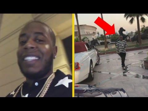 "Trav ""Pull Up On Yo Gotti In Dubai After Blac Youngsta Arrest"""