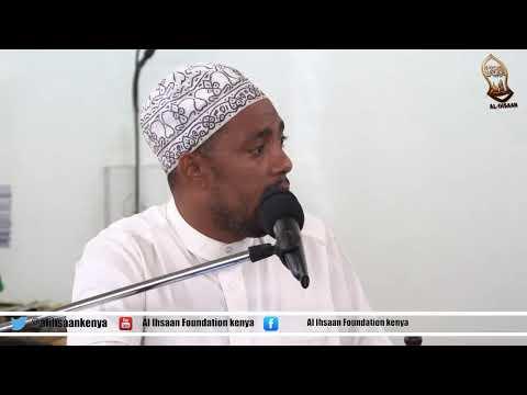 WANAWAKE WALIOTWAHIRISHWA | SHEIKH HAMZA AHMED.