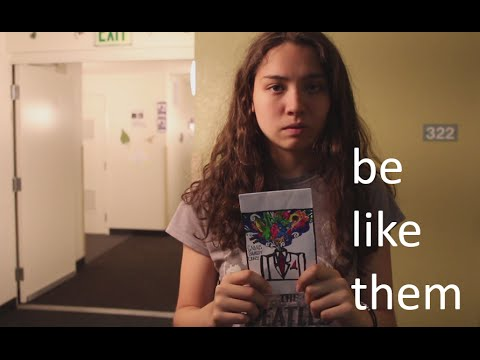 Be Like Them - A Short Film About Being Shy