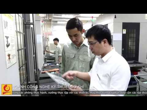 Ngành Công nghệ Kỹ thuật Cơ khí - Khoa Cơ khí