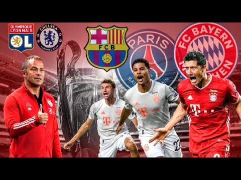 FC Bayern - Alle Highlights der Champions League 2019/2020 (Epic Video)