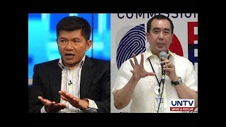 Atty. Chong suspects ex-COMELEC Chairman Bautista involved in 2016 election fraud