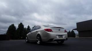 2012 Regal GS 6M Borla SType Exhaust