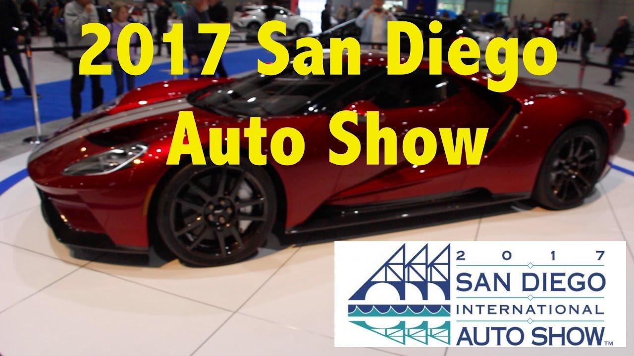 San Diego International Auto Show Tour YouTube - San diego international car show