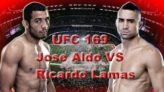 UFC 169 Jose Aldo VS Ricardo Lamas - Fight Prediction