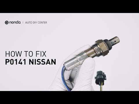 How to Fix NISSAN P0141 Engine Code in 2 Minutes [1 DIY Method / Only $19.45]