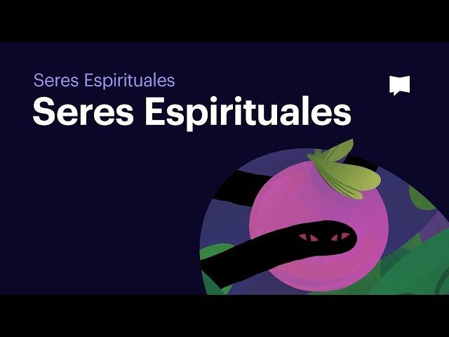 Introducción a los Seres Espirituales