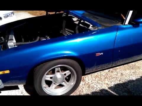 FOR SALE: 1974 Camaro Under restoration