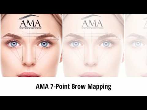 AMA Microblading Academy's 3 Day Microblading Course - Classes