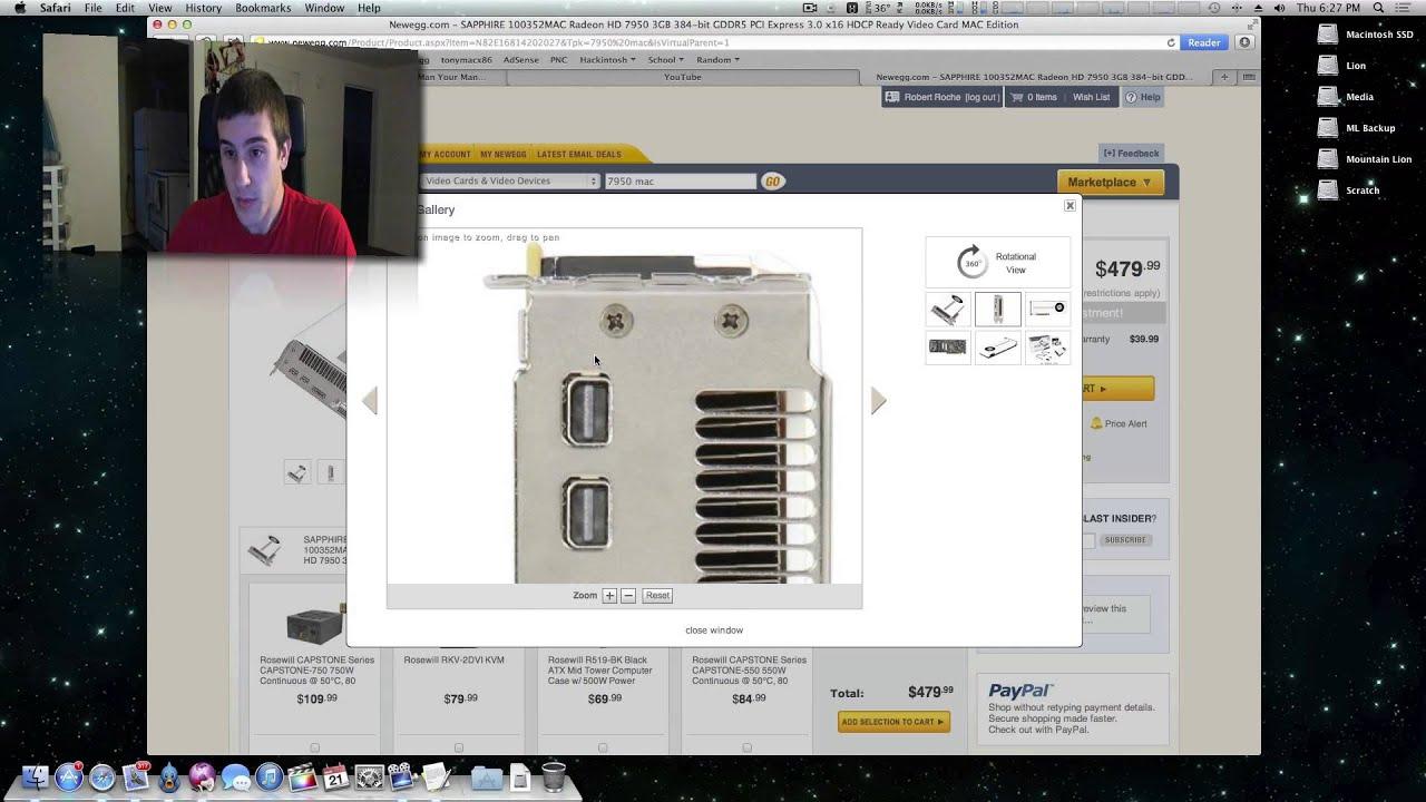 News: AMD Radeon HD 7950 For Mac