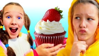 Sharing Song   Emi and Niki Pretend Play Nursery Rhymes & Kids Songs by Miss Emi