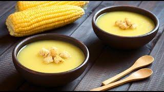Süt Mısırından Çorba!! (Bir ilk) | Milk Corn Soup