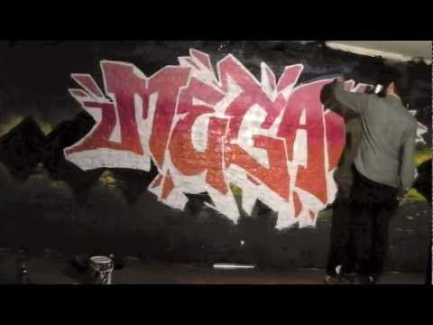 Graffiti for Megan - YouTube