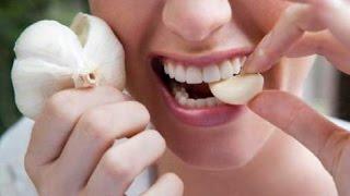 Чеснок спасает почки. Рецепт китайских медиков. Garlic saves the kidney. Recipe chinese doctors