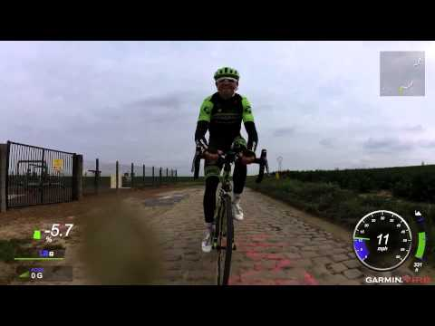 TDF stage four recon with Jack Bauer, Andrew Talansky and Garmin VIRB