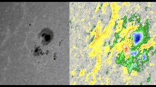 Sunspots, Rapid Solar Forcing, Forever Nova | S0 News May.9.2021