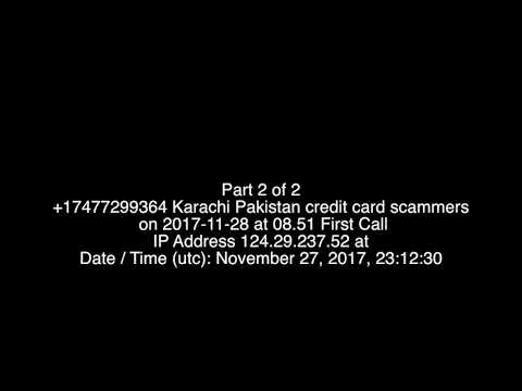 DISGRACED Commander NR3C KARACHI Cybercrime Squad Pakistan credit card scammers 2 of 2