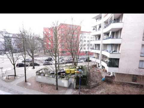 1-Room Flat, with Balcony, close to Gesundbrunnen Center, Jülicher Str.