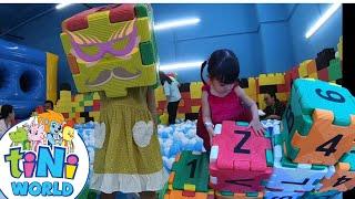 AnNa Cùng Các Bạn Chơi TiNi World - SaNa Kids TV