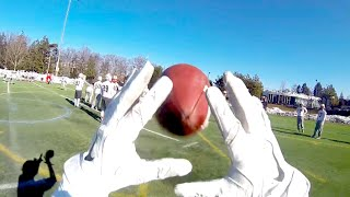 Marist Spring Football: GoPro Vision