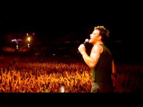 Robbie Williams - Koln: Supreme