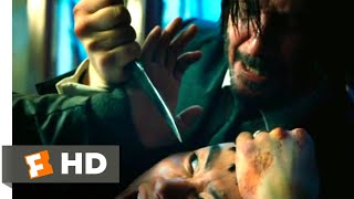 John Wick: Chapter 3 - Parabellum 2019 - Throwing Knives Scene 1/12 | Movieclips