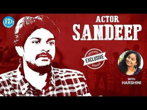 Actor Sandeep Exclusive Interview || #Vangaveeti Movie || Talking Movies With iDream #272