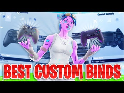 BEST Binds For EVERY Controller Fortnite Player! (PS4 + Xbox Controller Fortnite Binds)