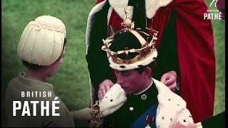 Investiture Of The Prince Of Wales 1969