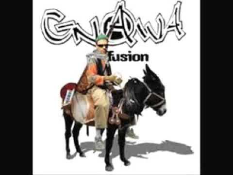 Je voudrais être un fauteuil   Gnawa Diffusion