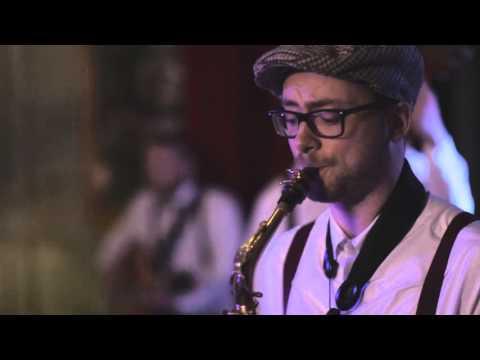 Swing Band - modern swing music