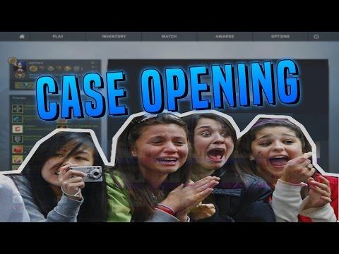 CS:GO | Case Opening - Ich kreische mehr als Justin Bieber Groupies!