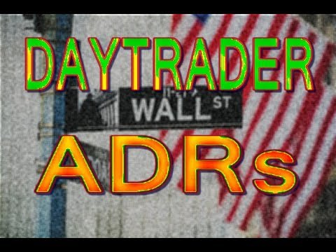 DAY TRADE ADRs S&P500 USA - Gain US$5.727,00